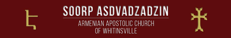 Soorp Asdvadzadzin Armenian Apostolic Church of Whitinsville